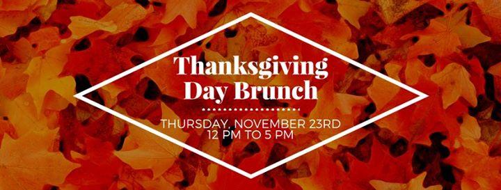 Thanksgiving Day Brunch at the Ritz Carlton