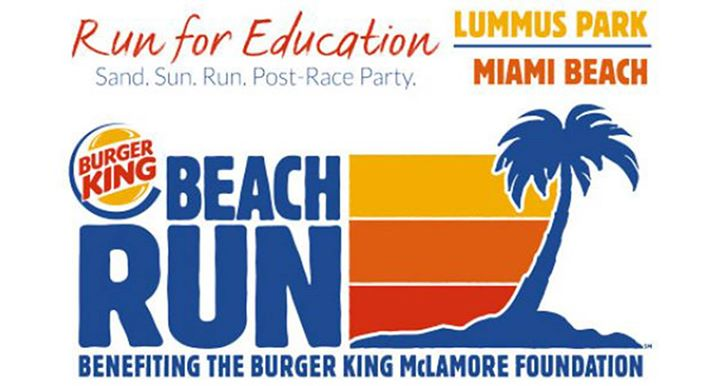 Burger King Beach Run 10K & 5K