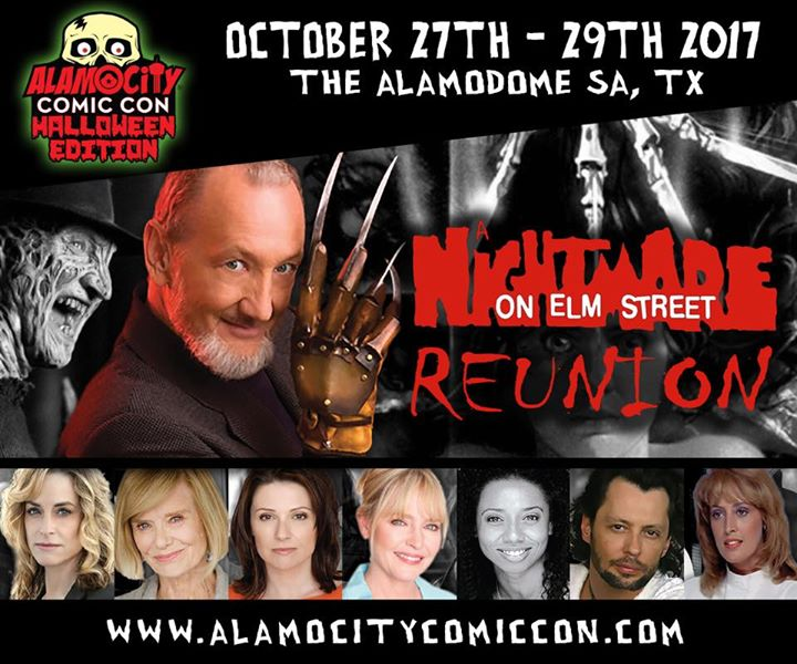Nightmare on Elm Street Reunion