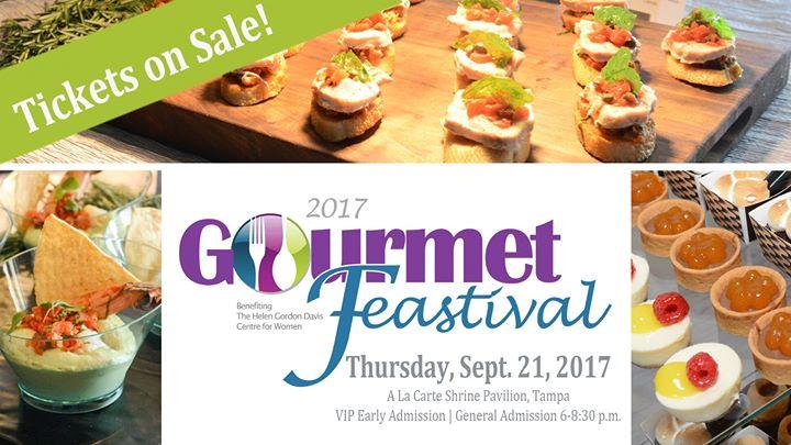 2017 Gourmet Feastival - The Tastiest Event