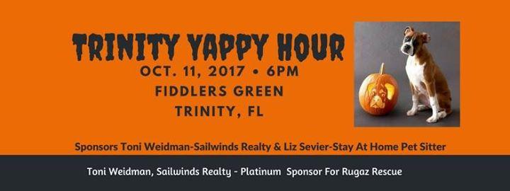 Halloween Yappy Hour!