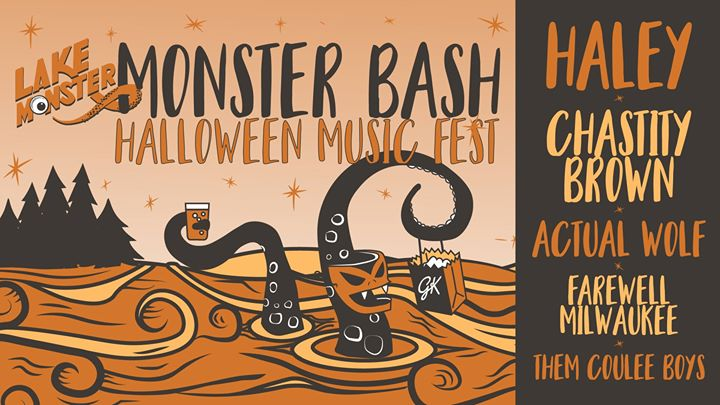 Lake Monster Bash: Halloween Music Fest