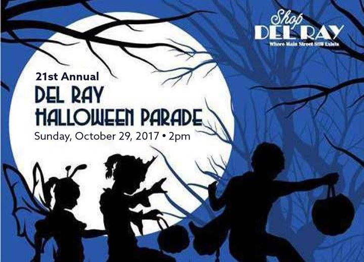 21st Annual Del Ray Halloween Parade