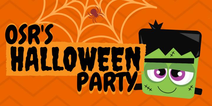 OSR'S Halloween Party