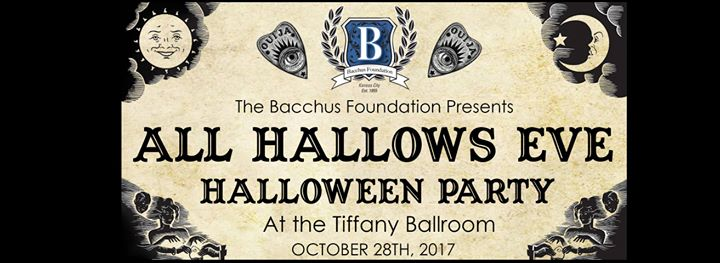 Bacchus Presents: All Hallows Eve Halloween Party