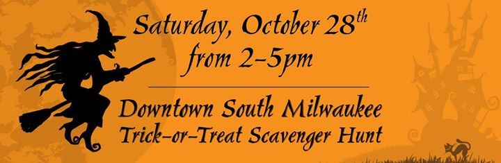 Downtown South Milwaukee Trick-or-Treat Scavenger Hunt