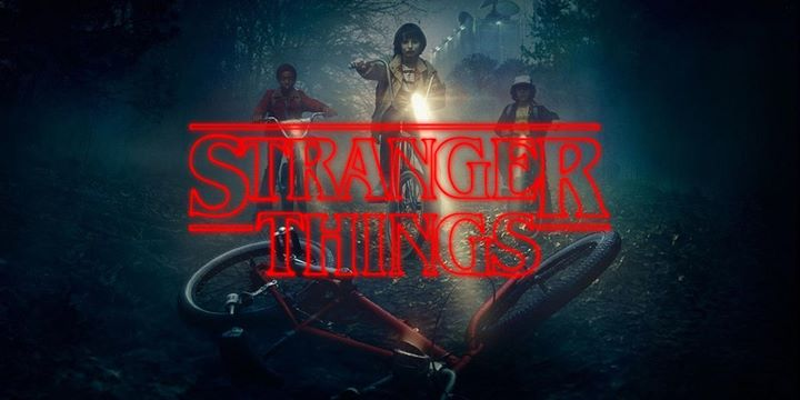 A Stranger Things Halloween at Hotel Madrid