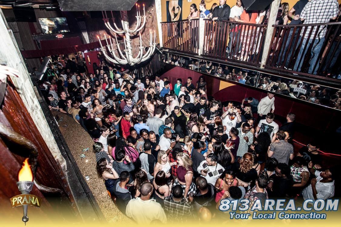 TGIF! at Club Prana