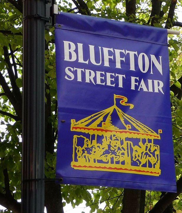 Bluffton Free Street Fair 2017