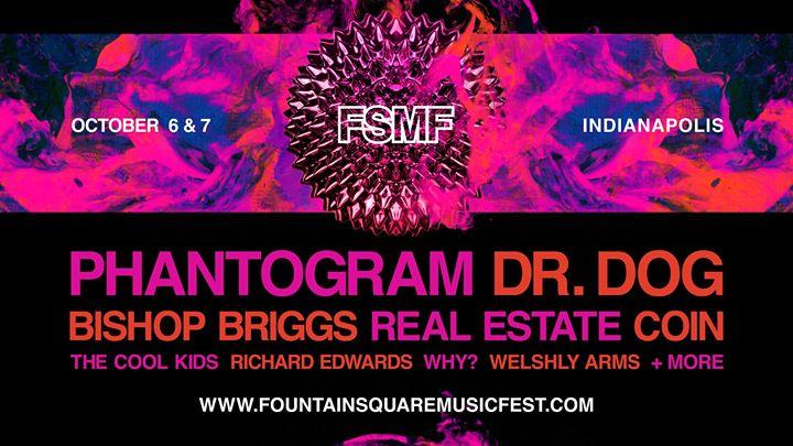 Fountain Square Music Festival 2017