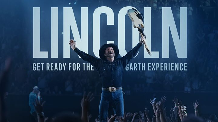 The Garth Brooks World Tour Sponsored by Amazon Music Unlimited