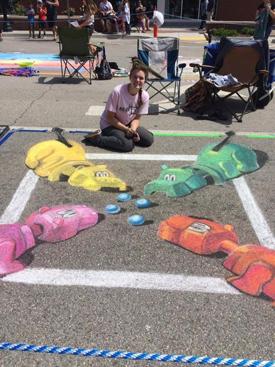 Chalk It Up! An Art Festival