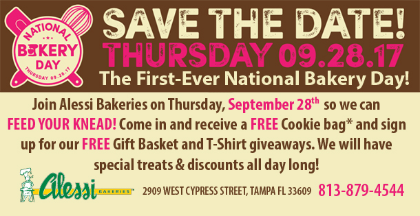 NATIONAL BAKERY DAY