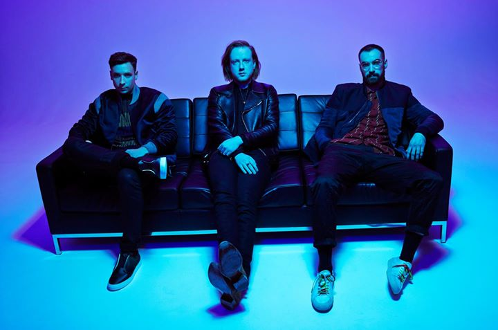 Two Door Cinema Club at Tricky Falls