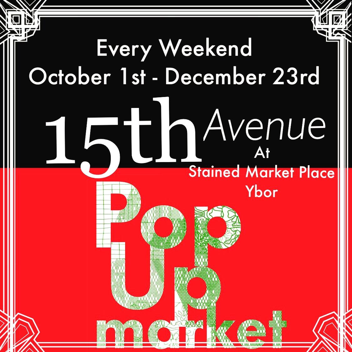 15th Avenue Pop Up Market