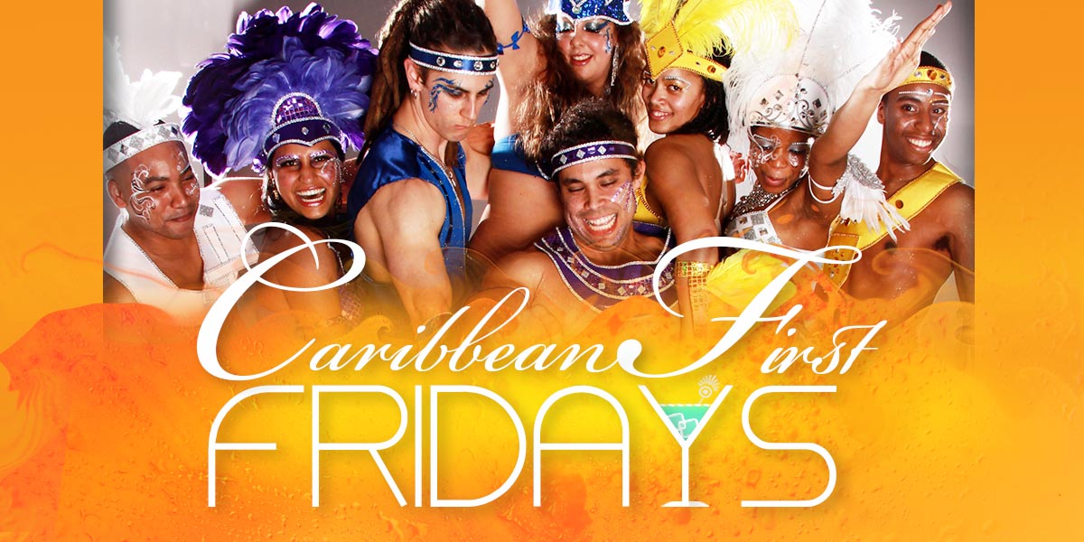 Caribbean First Fridays (Sip, Mingle, Dance)