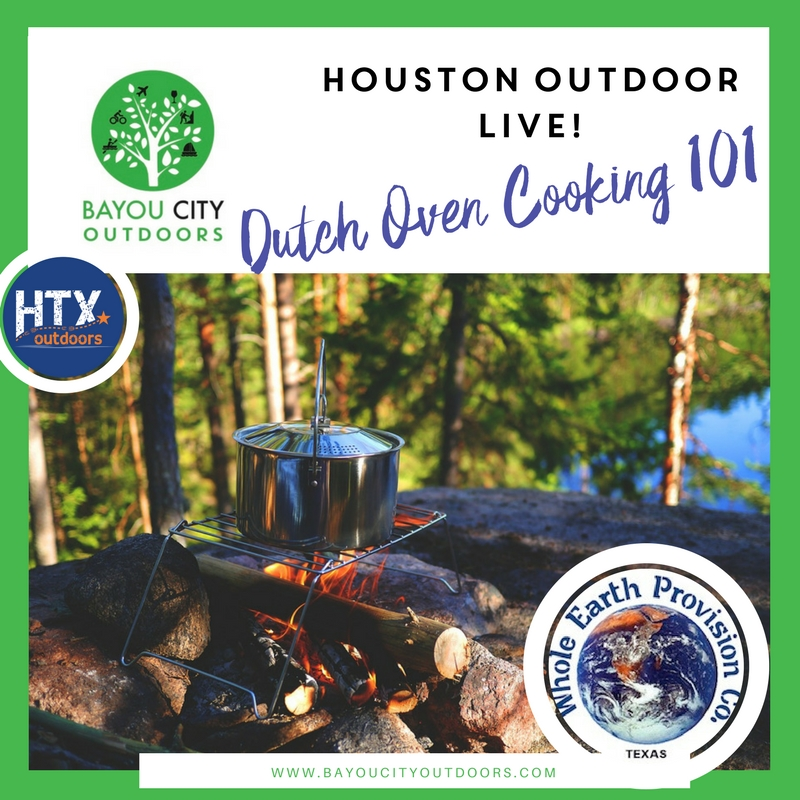 Dutch Oven Cooking – Camp Meals will Never be the Same!