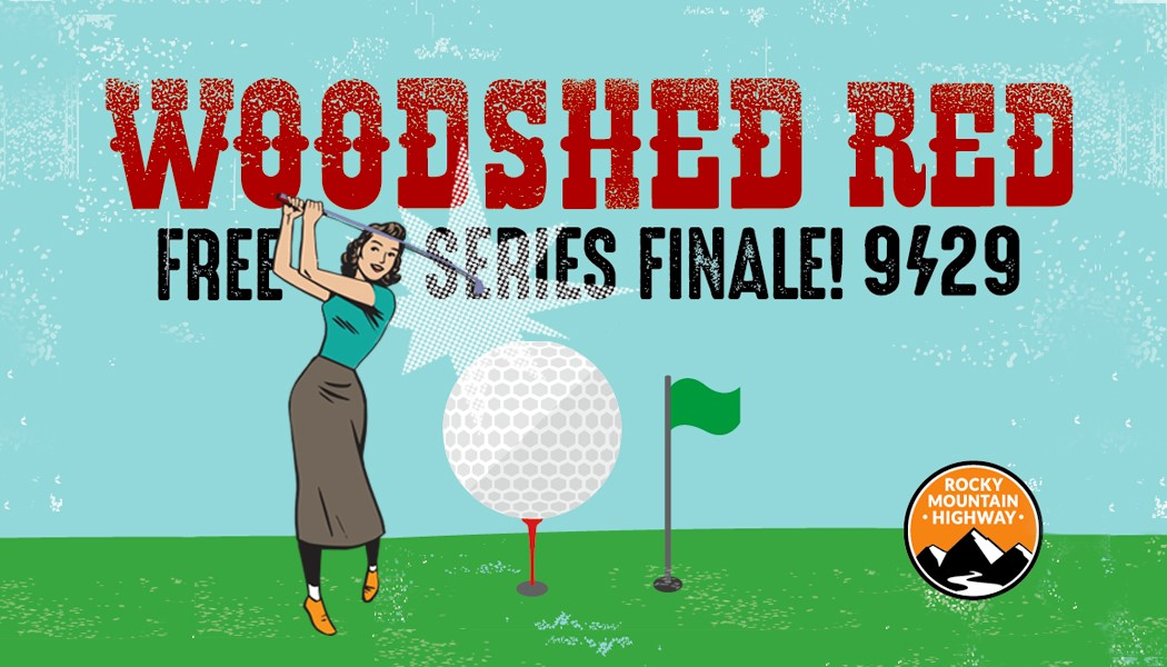 Woodshed Red at Patty Jewett Golf Course