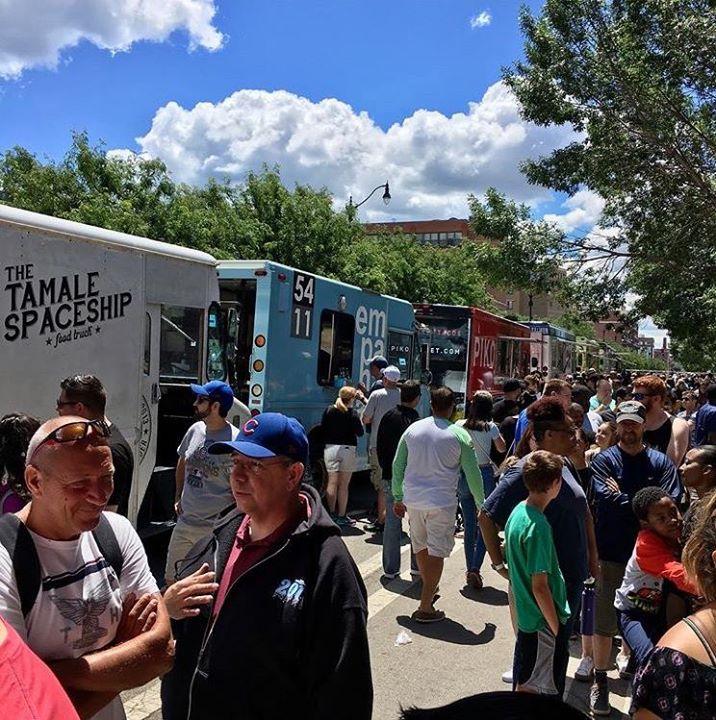 Food Truck Festivals Chicago