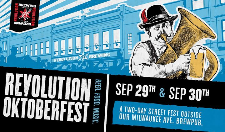 Revolution Oktoberfest