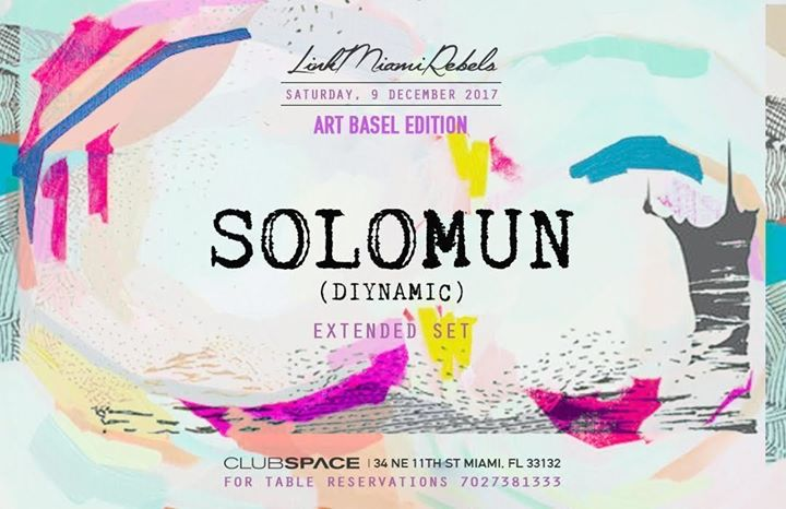 Solomun (Extended Set) by Link Miami Rebels