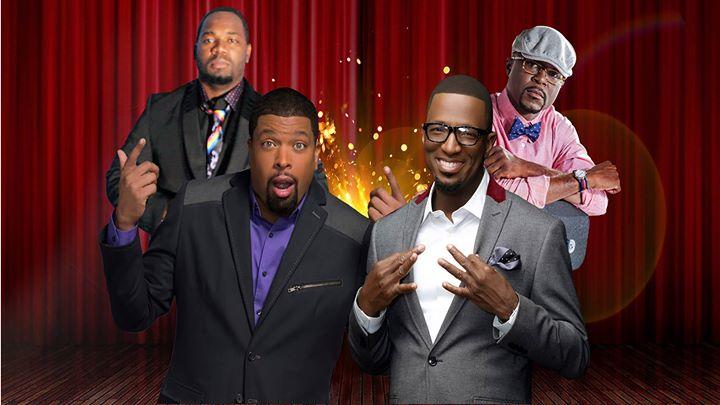 Black Saturday Comedy Show