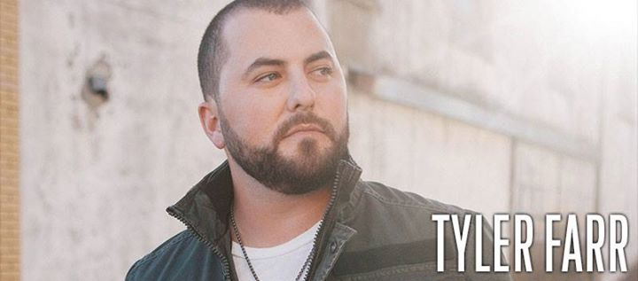 Tyler Farr -Sam Galloway Ford Concert Series