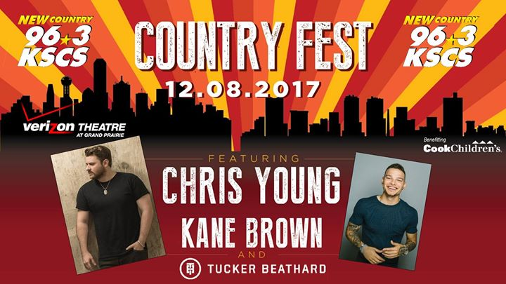 KSCS Country Fest 2017