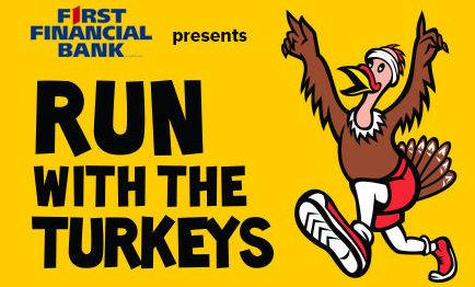 Run With The Turkeys