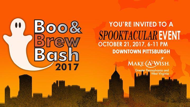 Boo & Brew Bash 2017