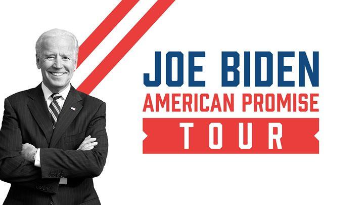 Joe Biden: American Promise Tour