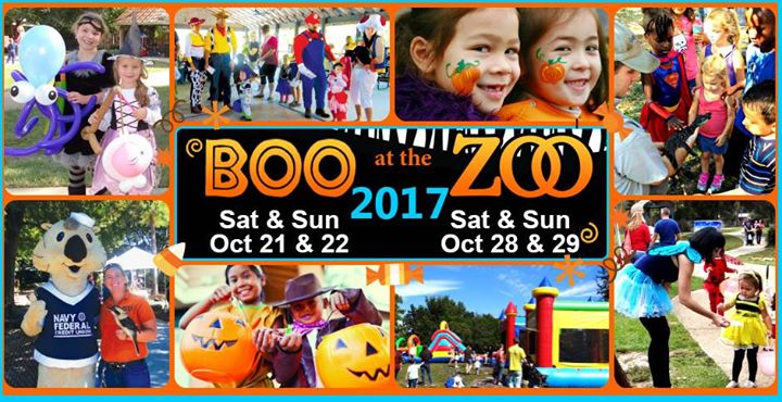 Boo at the Zoo 2017!
