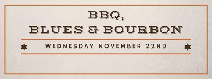 3rd Annual BBQ, Blues & Bourbon