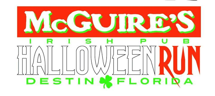 2017 McGuire's of Destin Annual Halloween run