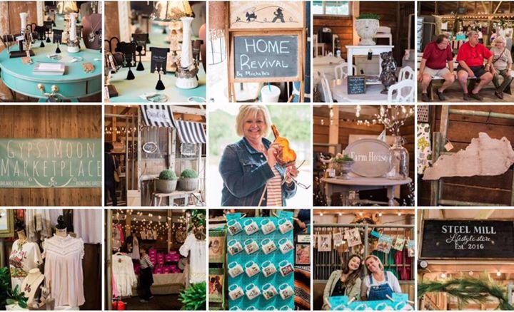 GypsyMoon Marketplace {Christmas}