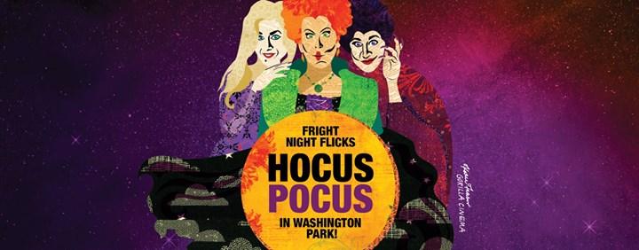 Hocus Pocus at Washington Park