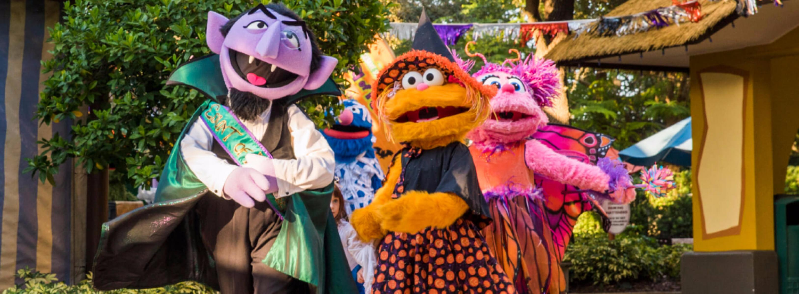 Sesame Street's Safari of Fun Kid's Weekends