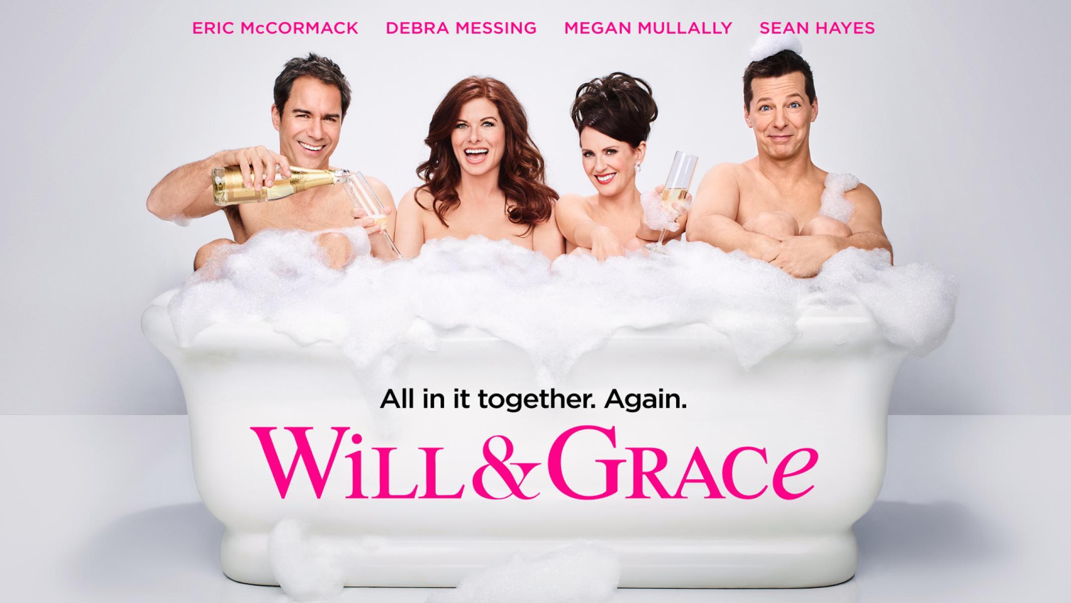 Will & Grace Premiere