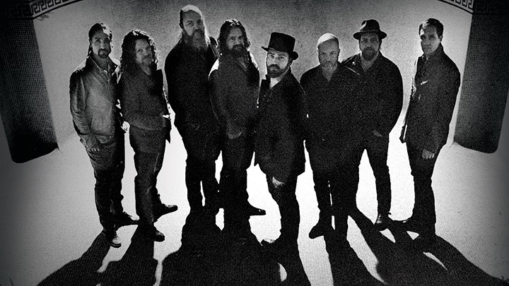 Zac Brown Band with special guest Darrell Scott