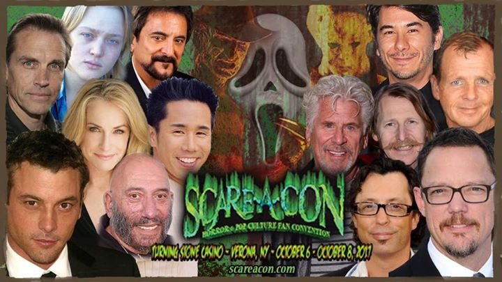 Scare-A-Con 2017