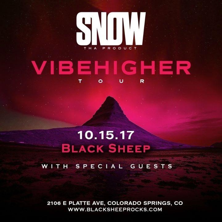 Snow Tha Product - VibeHiger Tour