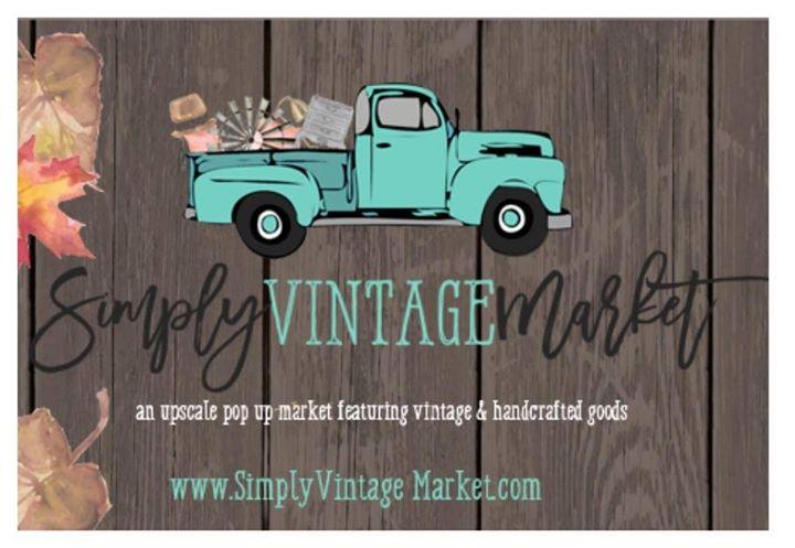 Simply Vintage Market - Colorado State Fairgrounds