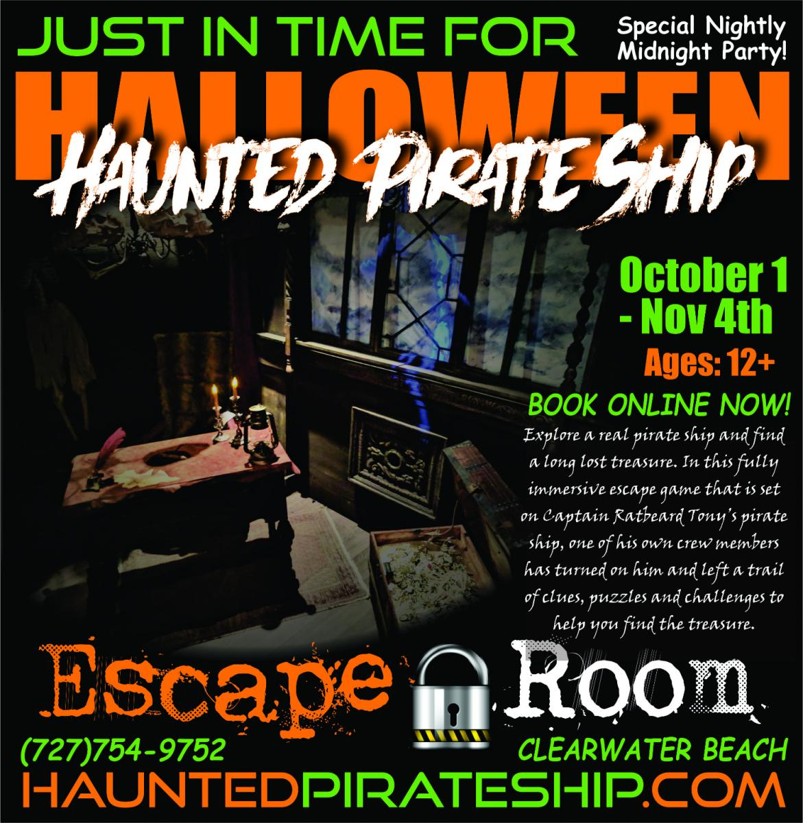 Escape Room Clearwater