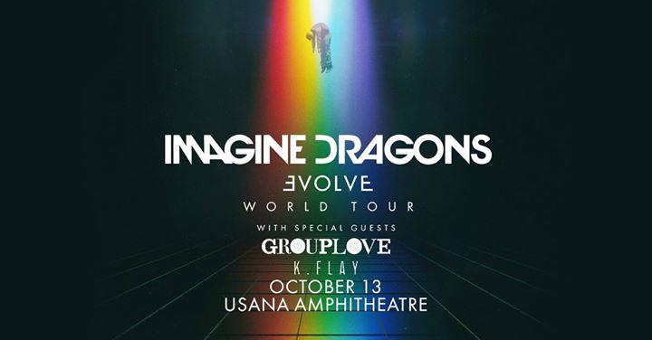 Imagine Dragons - Evolve World Tour