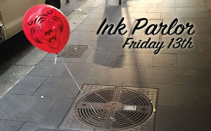 Friday the 13th $20 Tattoo and Piercings event