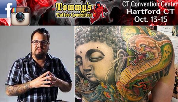 Tommy 39 s tattoo convention 6th annual hartford ct oct 13 for Tattoo convention 2017 denver