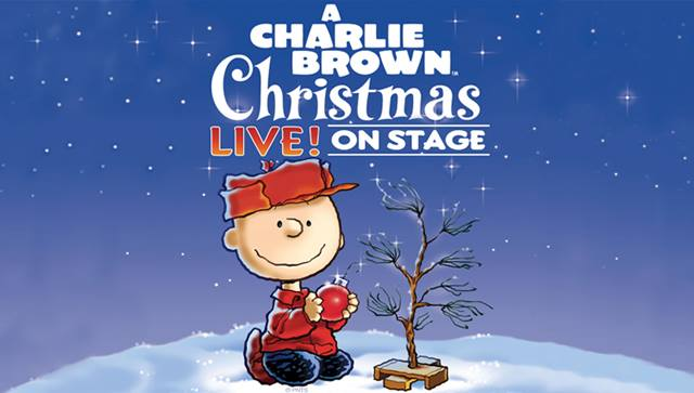 A Charlie Brown Christmas Live! On Stage