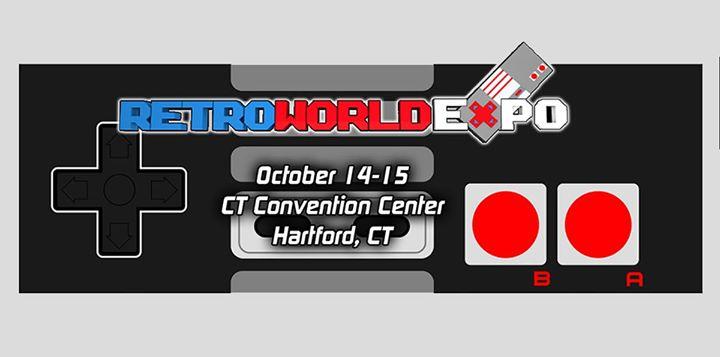 RetroWorld Expo 2017
