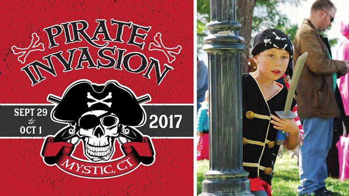 Mystic Pirate Invasion