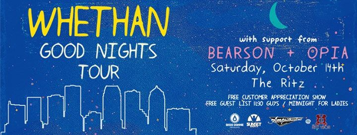 Whethan 'Good Nights Tour' - Free Guest List - Tampa, FL